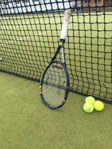 Cardio tennis session @ NPL Sports Club, all-weather tennis courts